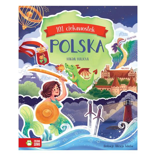 101 ciekawostek POLSKA Zielona Sowa