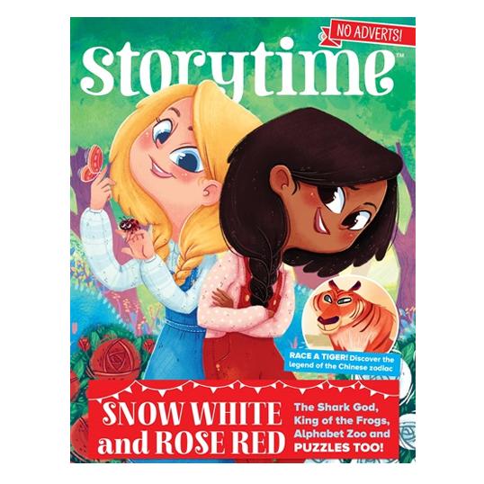 Storytime magazine issue 41